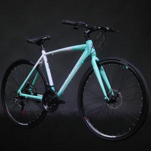 2020 블랙스미스 크로노스 H1 하이브리드 자전거 조립
