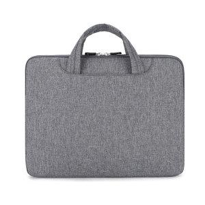노트북가방15인치 - 파우치겸용 삼성 애플 hp수납가능