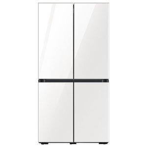 비스포크 냉장고 4도어 프리스탠딩 871L RF85T9111AP(글라스)