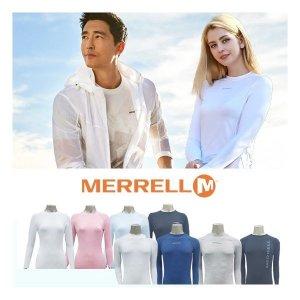 머렐(MERRELL)   머렐  다양하게 착용할수있는 남여  기능성 반팔/베이스레이어 에