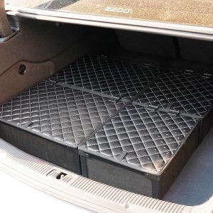쏘렌토 MQ4 트렁크정리 수납함 세차박스 하드타입