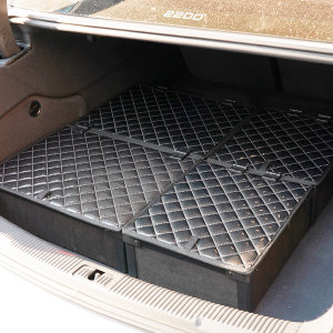 더 뉴 QM6 트렁크정리 수납함 세차박스 하드타입