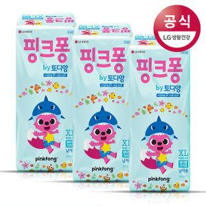토디앙 핑크퐁 팬티 특대형 남아 36P 3개