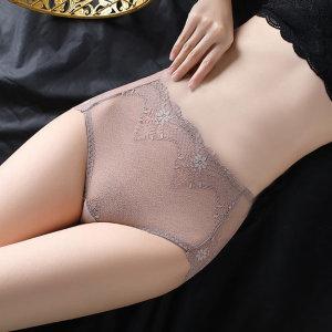 가온여성 여자 빅사이즈 팬티 레이스 T  면 속옷위생