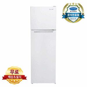 (현대Hmall)캐리어 클라윈드 255리터 소형 일반냉장고 CRF-TN255WDE 설치비무료