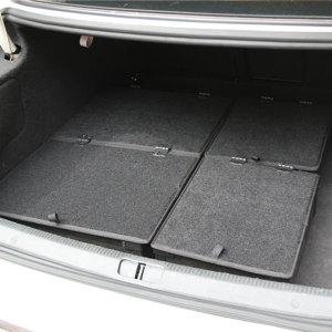BMW 트렁크정리함 칸막이 신발장