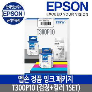 EOPY. 엡손정품 T300P10 /T289170/T290070 WF-100
