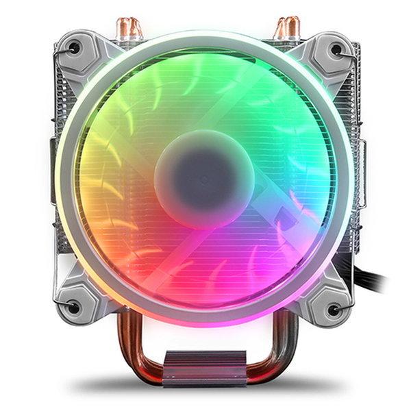 iseven7/ 얼티메이크 EPIC 120 ARGB WHITE 공냉쿨러