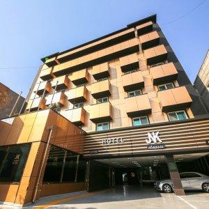 |전북 모텔| 군산 JNK Classic Tourist Hotel(3호점) - Gold (군산)