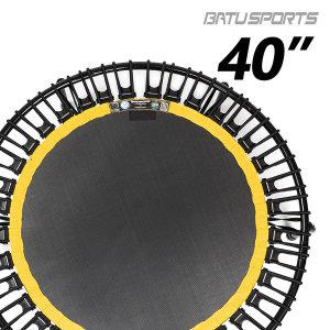 바투 트램폴린 점핑 에이스 접이식 40형 성인다이어트