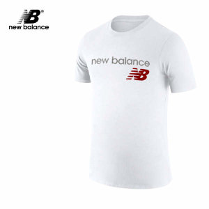 (현대Hmall)뉴발란스 헤리티지 반팔티 화이트 MT01987-WT 티셔츠