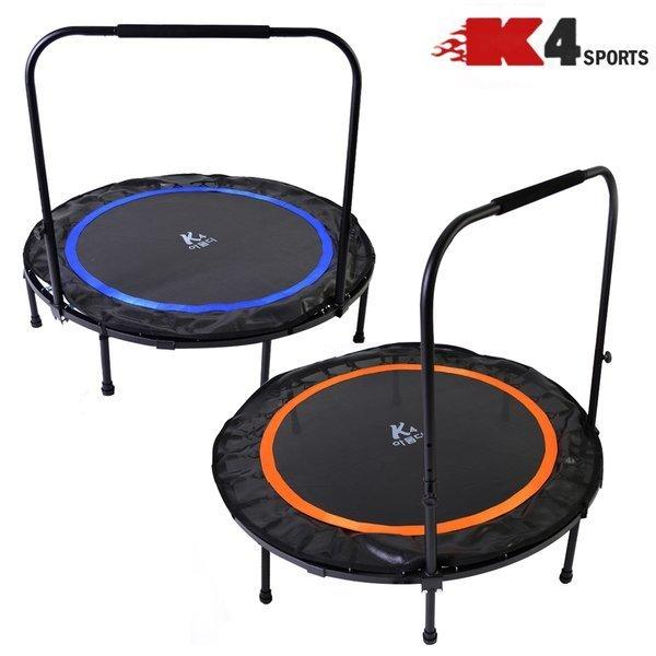 (케이포스포츠) K4스포츠아몸디 점핑다이어트 원터치원형트램폴린(K4-328)
