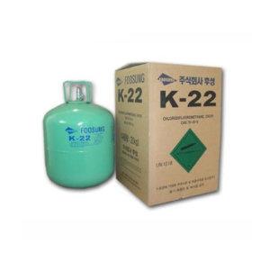후성 에어컨 냉매가스 (K-22 10kg)