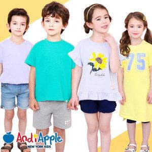 여름오픈/아동복/티셔츠/상하복/팬츠/레깅스
