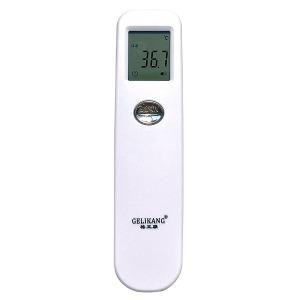비접촉식 적외선 이마 체온 측정기 체온계 온도계