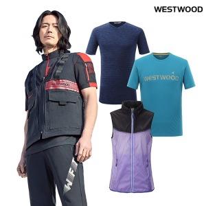 웨스트우드 썸머 티셔츠/팬츠/바람막이 세일전