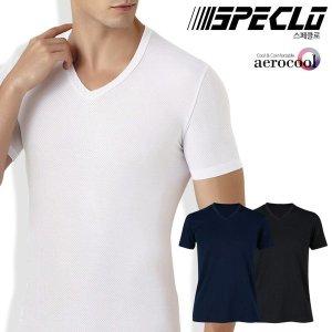 (제이앤제이컴퍼니) 스페클로 SC096 에어라이트 V넥 반팔 티셔츠 1매