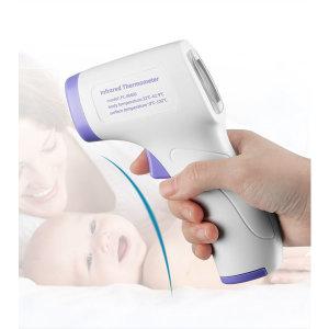 CE인증 미식약청 비접촉식 적외선 온도계 체온 측정기