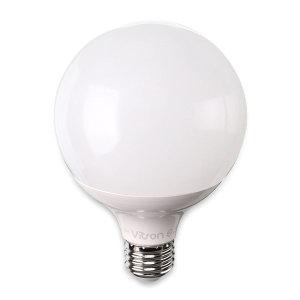 비츠온 볼구 LED 12W G95 주광색 KS