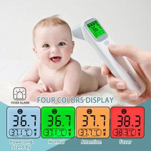 FDA인증 비접촉식 적외선 온도계 체온 이마체온계