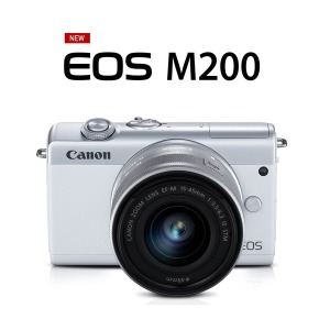 캐논정품 EOS M200 15-45mm KIT (현)