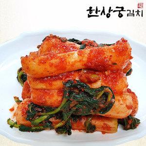 총각김치 4kg /알타리 김치