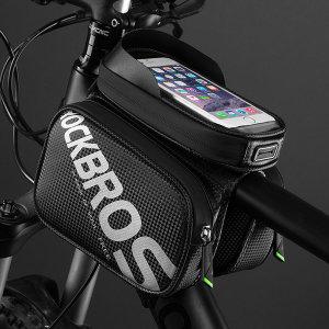락브로스 프레임 자전거 방수 탑튜브 프레임 가방