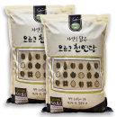 비정제설탕 원당 오르코 천연당 5kg