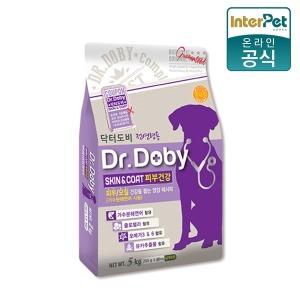 닥터도비 피부건강 5kg /0124a