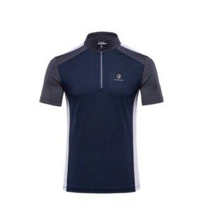 남성 등산기능성 반팔 티셔츠 L크레인티셔츠