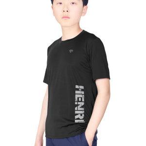 아동 주니어 반팔티셔츠 기능성티셔츠 쿨티셔츠