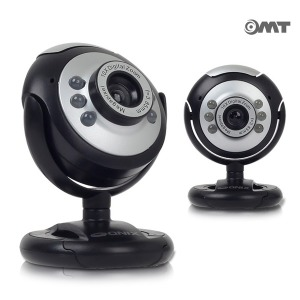 OMT 캠코더 PC 화상카메라 마이크 웹캠 WEBCAM-2020