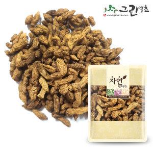 국산 볶은 맥문동 300g