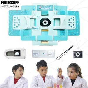 과학 학습 기자재 종이접기 현미경 실습 준비물 세트