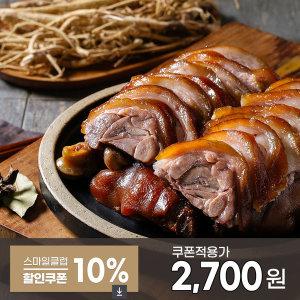 황기품은족발 순살족발 300g 1팩 (야식기획전 10%쿠폰)