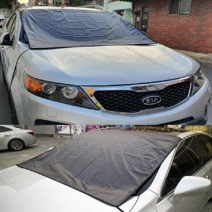 차량 앞유리 햇빛가리개 프리사이즈 싼타페 시리즈