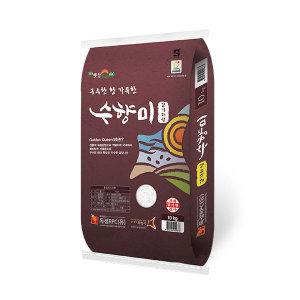독정 수향미 10kg / 단일품종 / 무료배송
