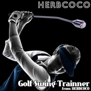 골프 비거리 파워 향상 스윙 자세교정 연습기-볼형