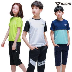 초등학생 주니어의류 초등팬츠 7부팬츠/반바지/티셔츠