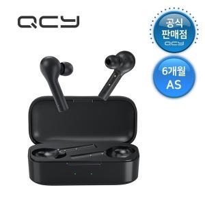 정식수입 QCY T5 블루투스이어폰 블랙
