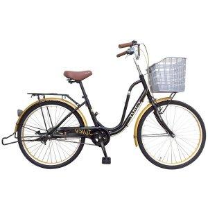 쥬시 클래식 24/26인치 여성용자전거 시마노허브 알루미늄핸들