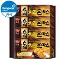 동원 수제치즈돈까스 480g(4입) x4봉 /튀김/반찬/간식
