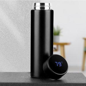 스마트 온도표시 보온 보냉 텀블러 분유용기