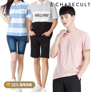 체이스컬트 여름상의 BEST 티셔츠/셔츠/블라우스 SALE