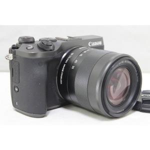 캐논 EOS M6 18-55mm 렌즈 포함 정품 중고