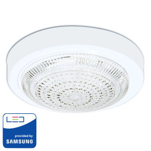 LED 현관 직부등 원형 15W