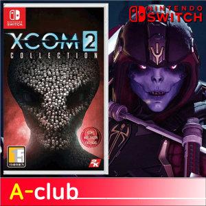 SWITCH 엑스컴2 컬렉션 한글판 / XCOM2 / 4종 DLC포함