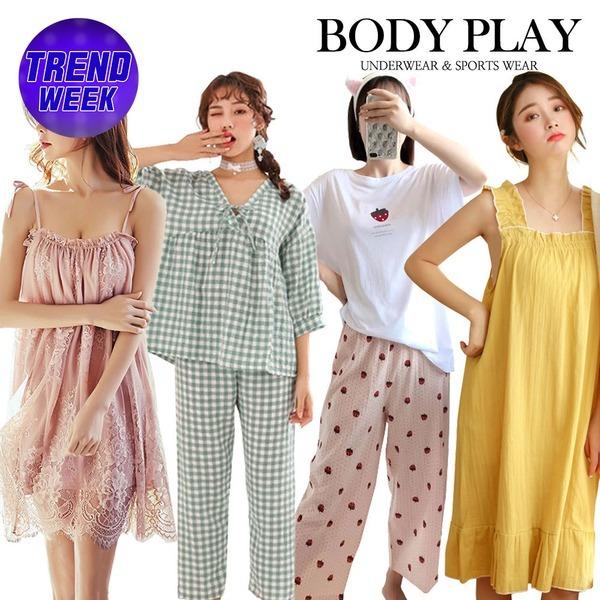 잠옷 파자마 홈웨어 슬립 잠옷세트 수면잠옷 커플잠옷