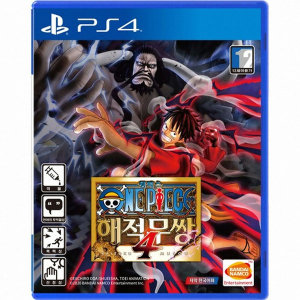 원피스 해적무쌍4 (PS4) 한글판 중고