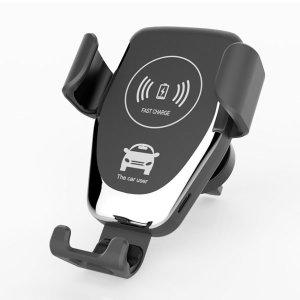(해외)자동차용품 스마트폰 홀더 무선충전기